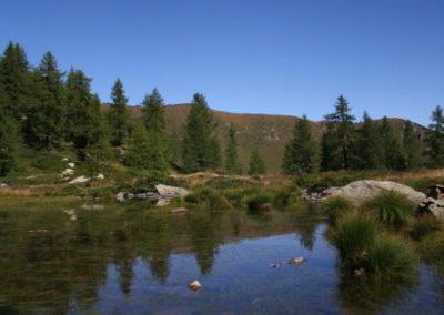 Champas lake